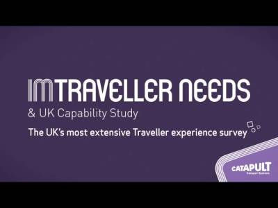 Traveller Needs and UK Capability Study